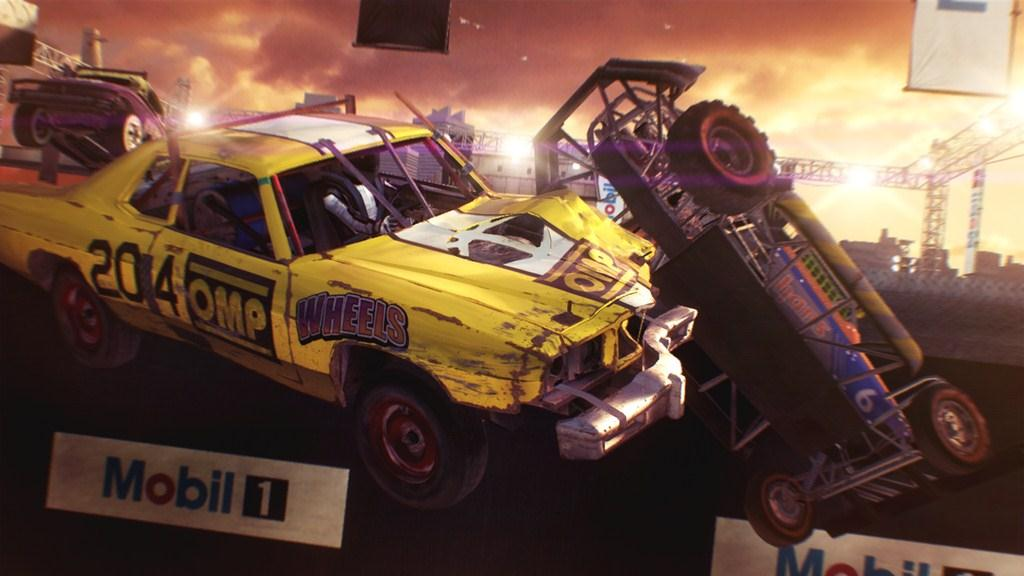 DiRT Showdown Interview