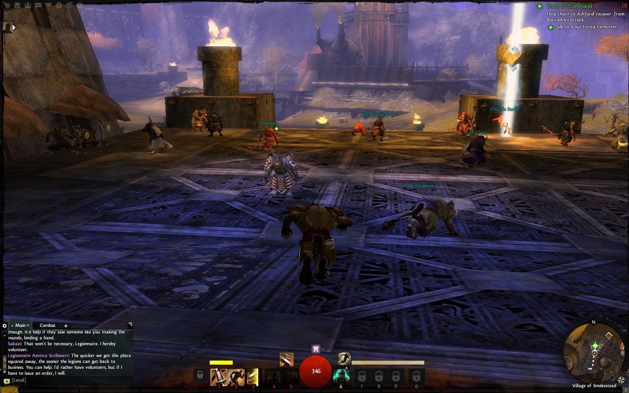 Guild Wars 2 Review - Gaming Nexus