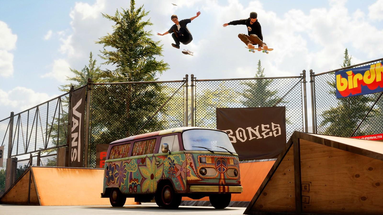 Tony Hawk's Pro Skater 1 + 2 (Next Gen Update)