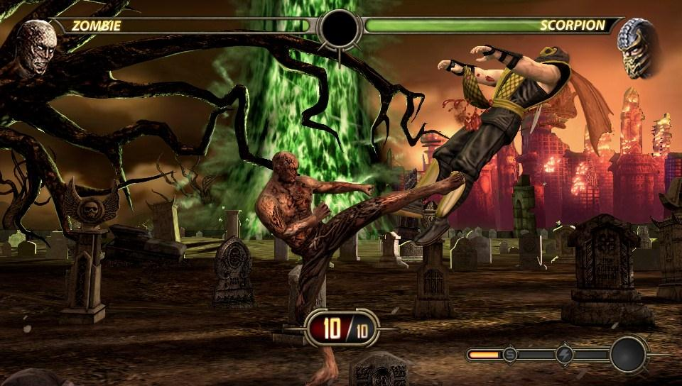 Mortal Kombat Freddy Krueger Vs Kratos - Marcpous