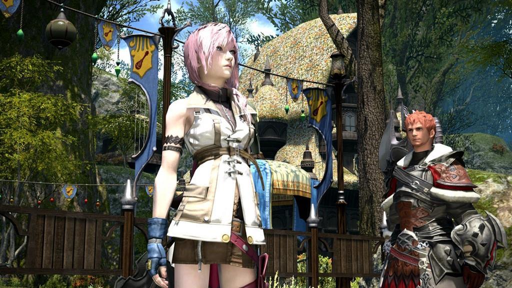 Final Fantasy XIV: A Realm Reborn Review - Gaming Nexus