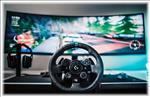 Logitech G923 TRUEFORCE Sim Racing Wheel