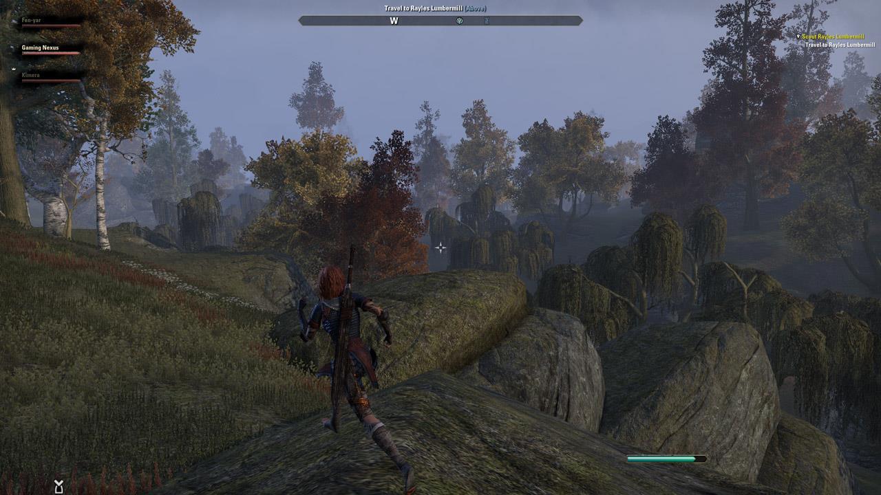 The Elder Scrolls Online PvP Impressions