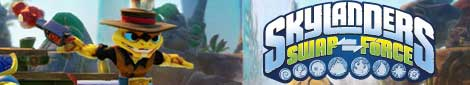 Skylanders SWAP Force Gameplay Preview