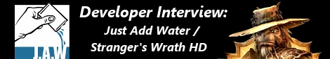 Just Add Water / Oddworld: Stranger's Wrath Interview