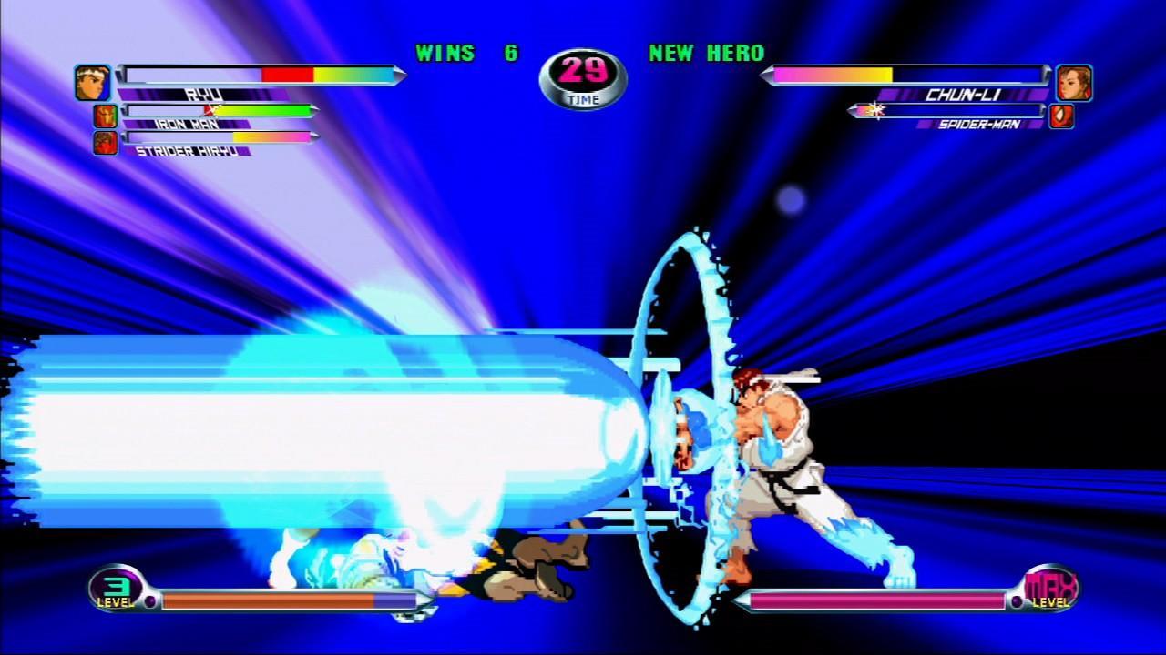 Marvel Vs  Capcom 2 Review - Gaming Nexus
