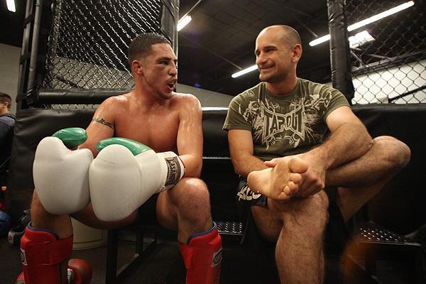 UFC Undisputed 3- Greg Jackson Interview