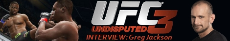 UFC Undisputed 3- Greg Jackson Interview