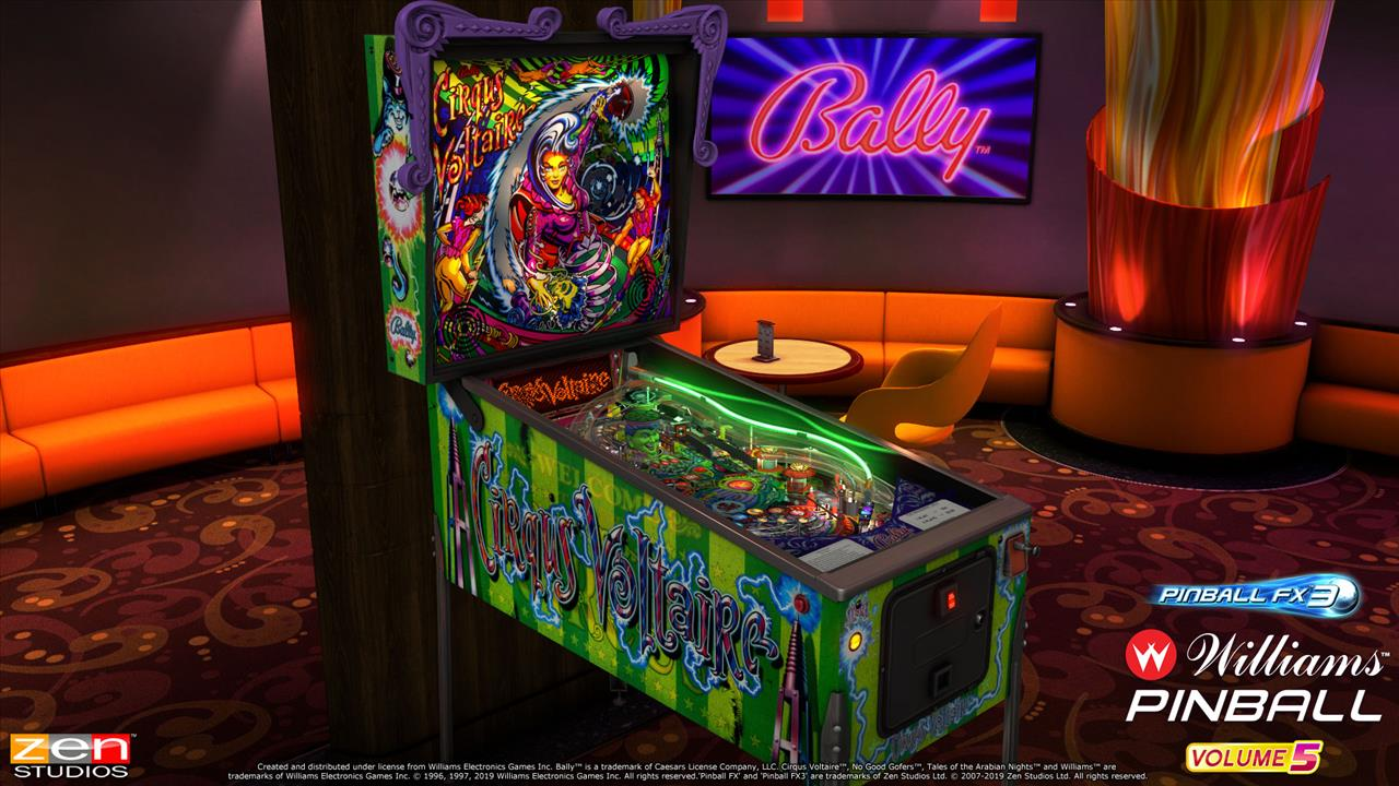 Williams Pinball: Volume 5