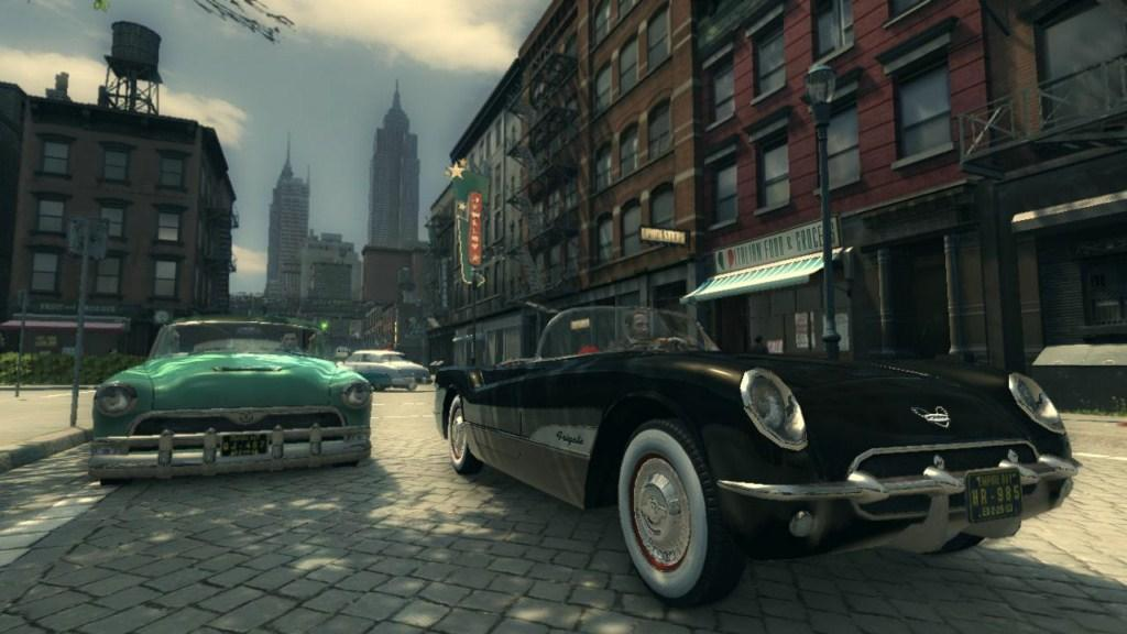 Mafia II Roundtable Interview