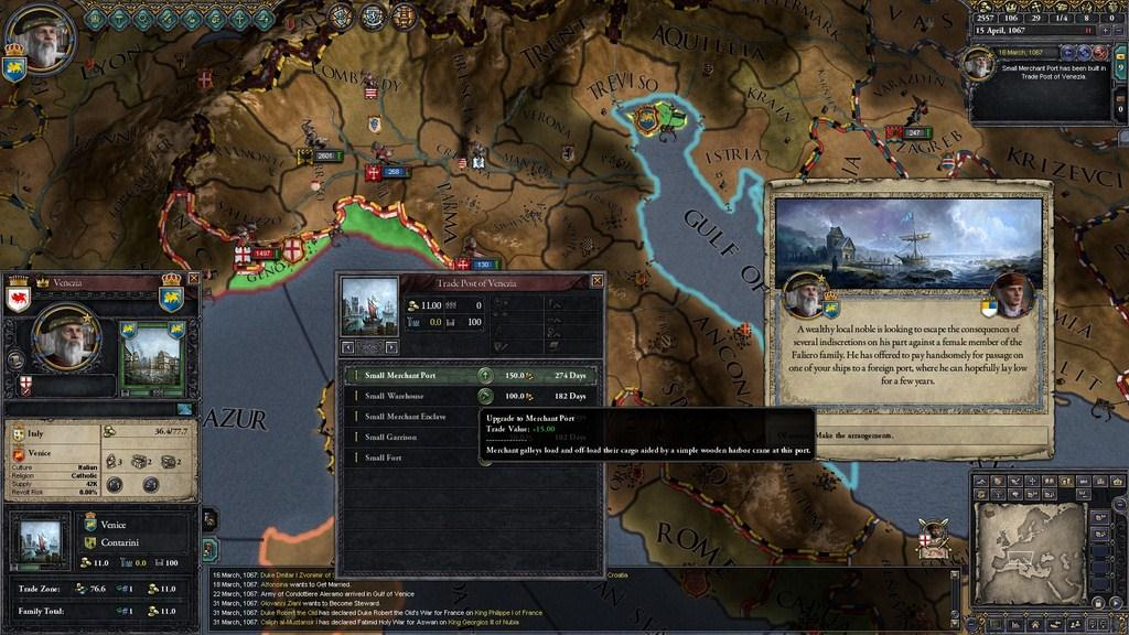 Crusader Kings 2: The Republic