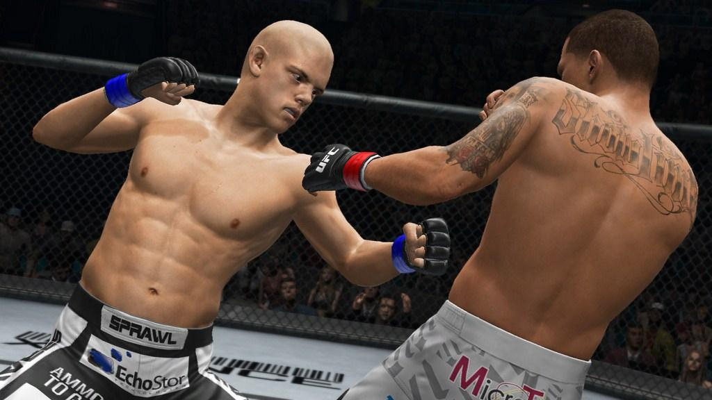 UFC Undisputed 3 Review - Gaming Nexus
