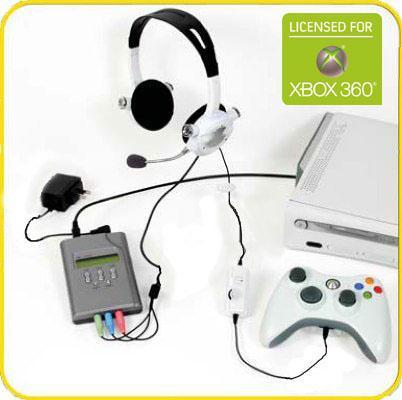 Vibras 5 1 XBox 360 Headset Review - Gaming Nexus
