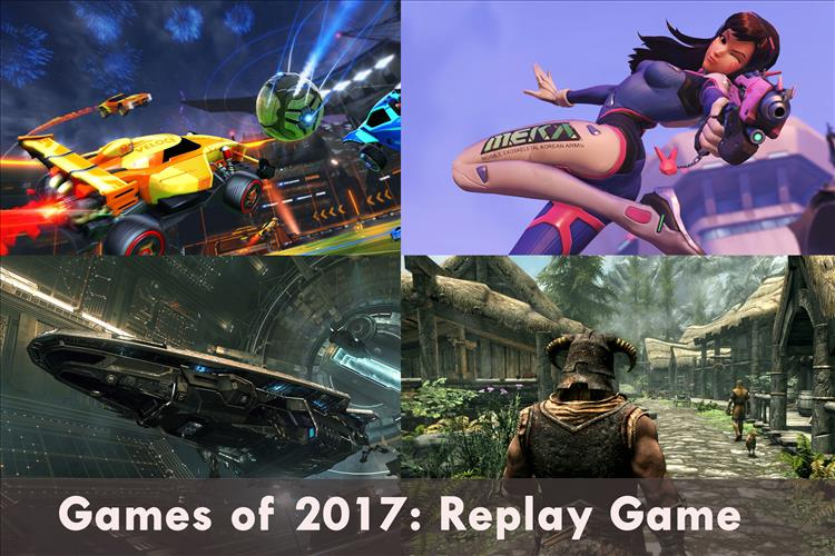 Some Of The The Best Games Of The Year Weren T Released In: Games Of 2017: Replay Game Article