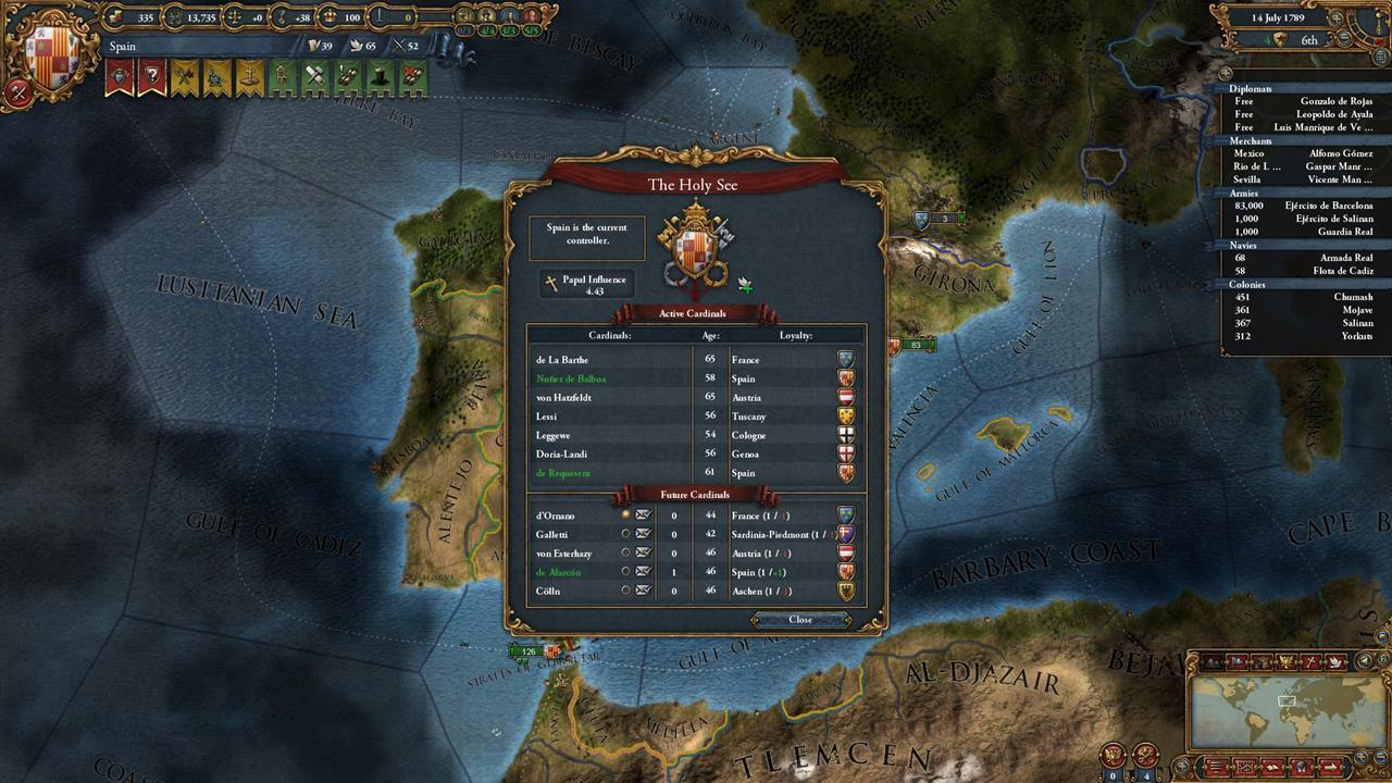 Europa Universalis IV: Wealth of Nations Review - Gaming Nexus