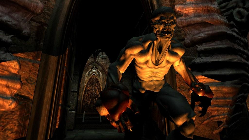 Doom 3 BFG Edition Review - Gaming Nexus