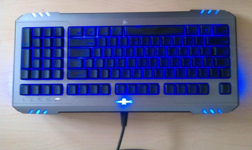 1e21490ef0e Razer Marauder StarCraft II Gaming Keyboard Razer Marauder StarCraft II  Gaming Keyboard ...