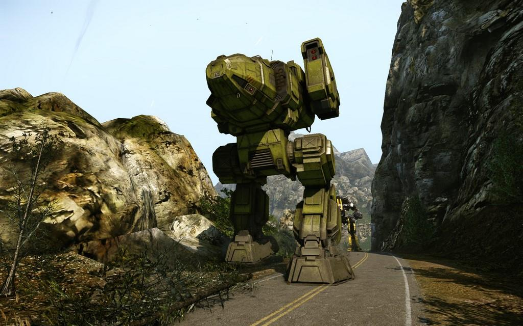 Eight things I love about MechWarrior Online
