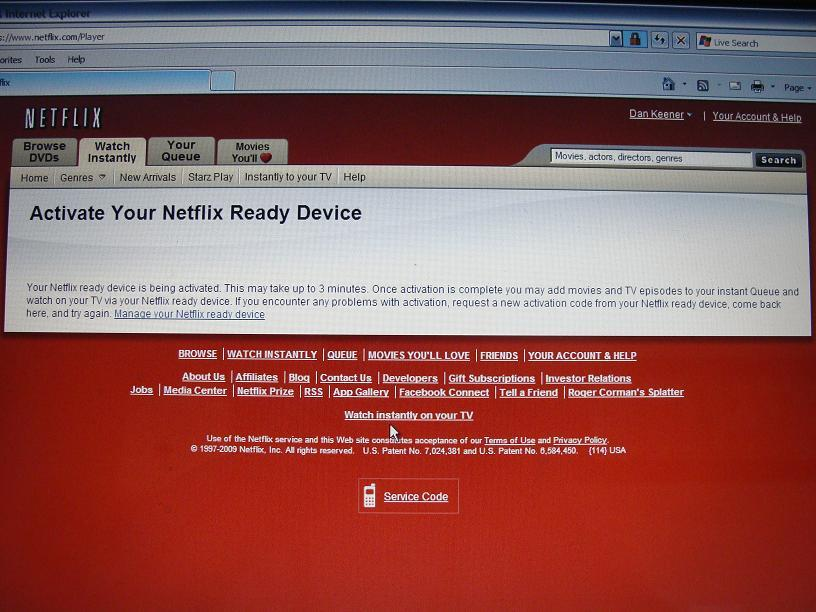 how to get us netflix on xbox 360