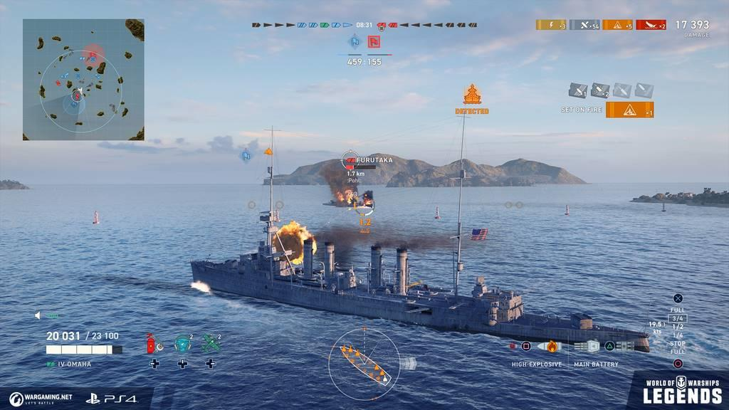 World of Warships: Legends Review - Gaming Nexus