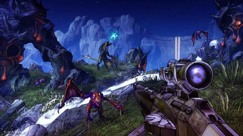 Ten Things You Need to Know About Borderlands 2