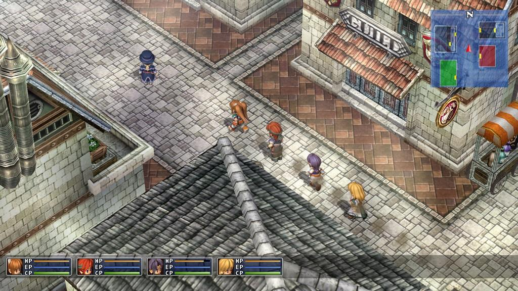 The Legend of Heroes: Trails in The Sky SC Review - Gaming Nexus