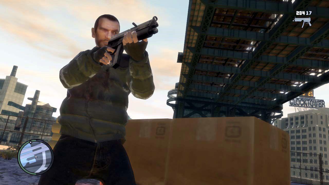 Fixing Grand Theft Auto