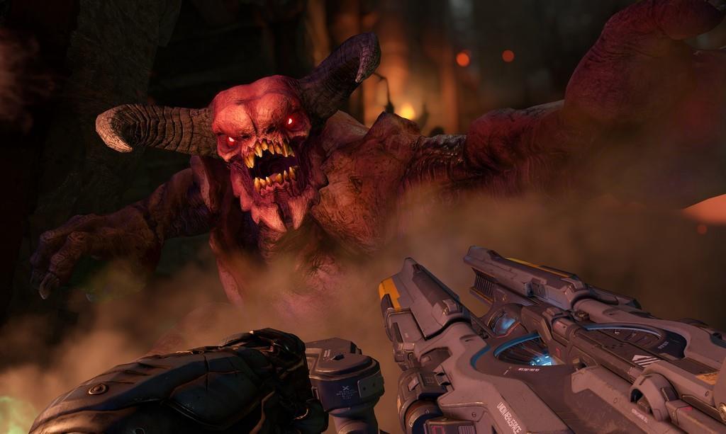 DOOM Review - Gaming Nexus