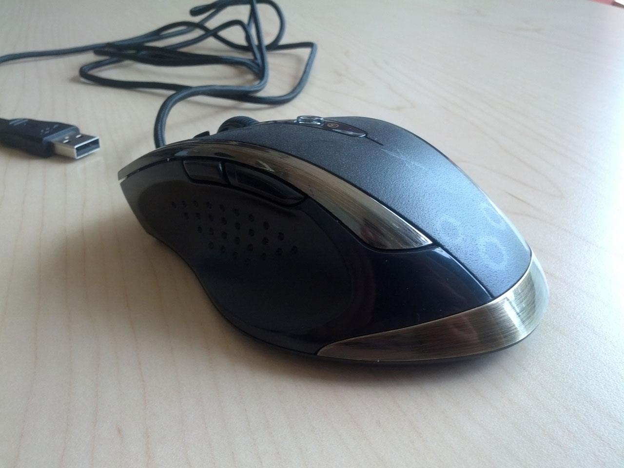A4Tech X7 F3 Gaming Mouse