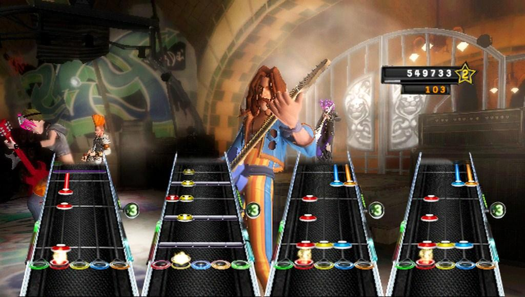 Guitar hero 5 review gaming nexus