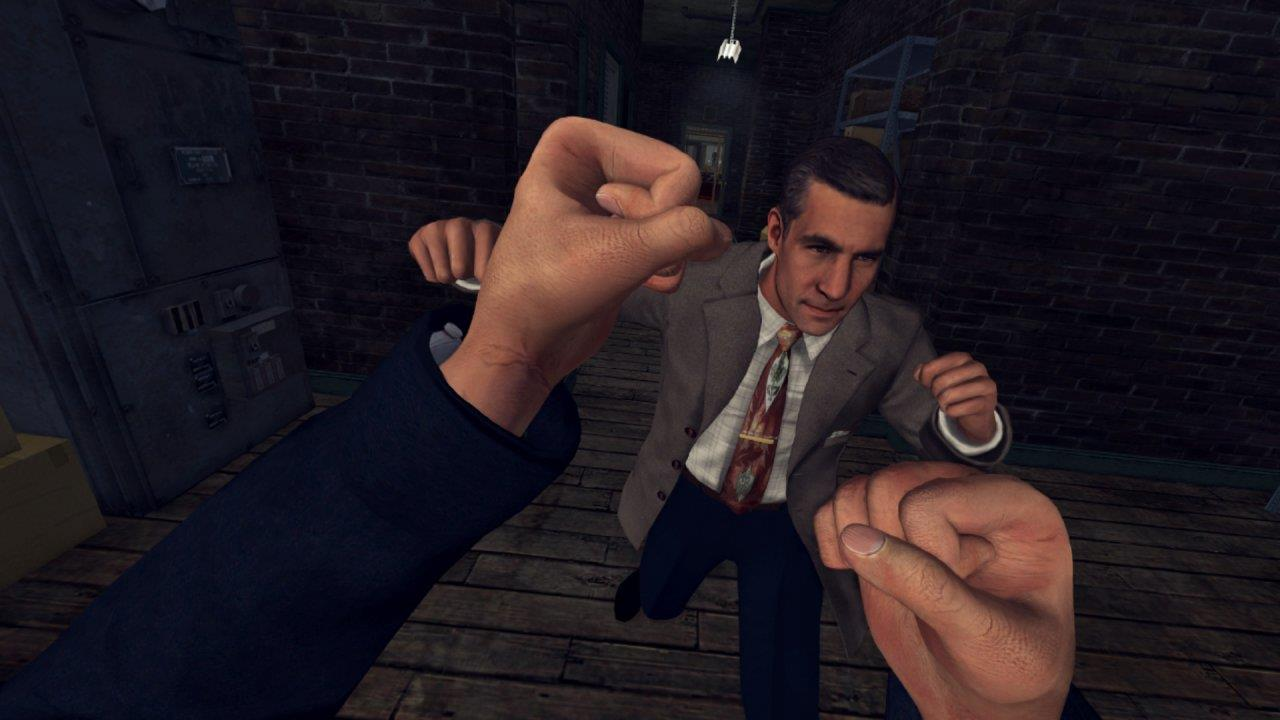 LA NOIRE:The VR Case Files