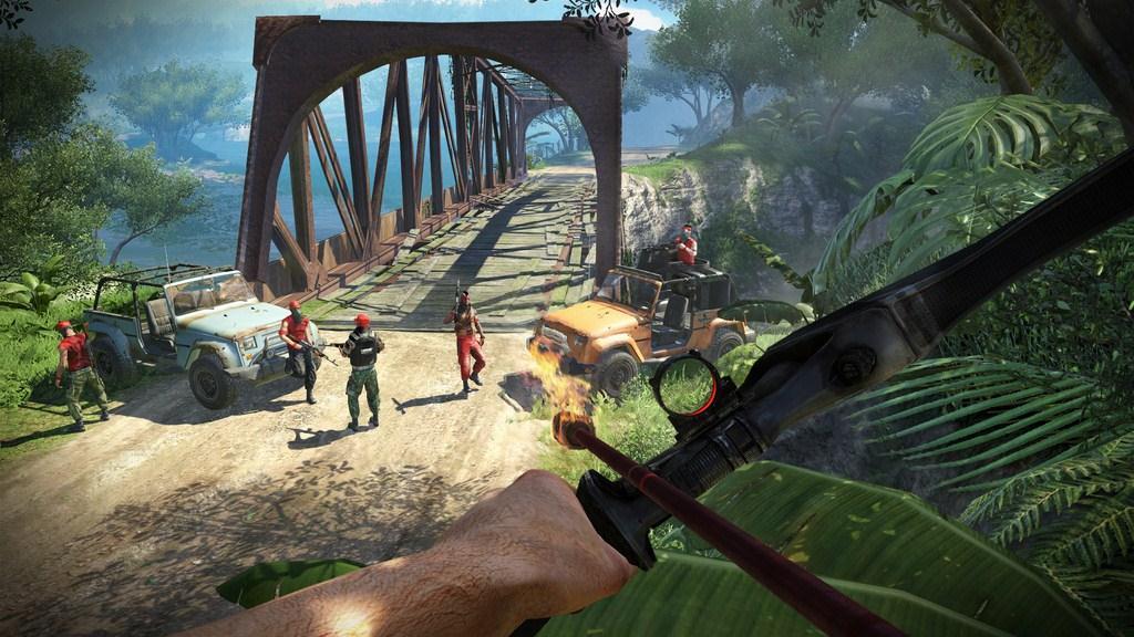 Far Cry 3 Review - Gaming Nexus