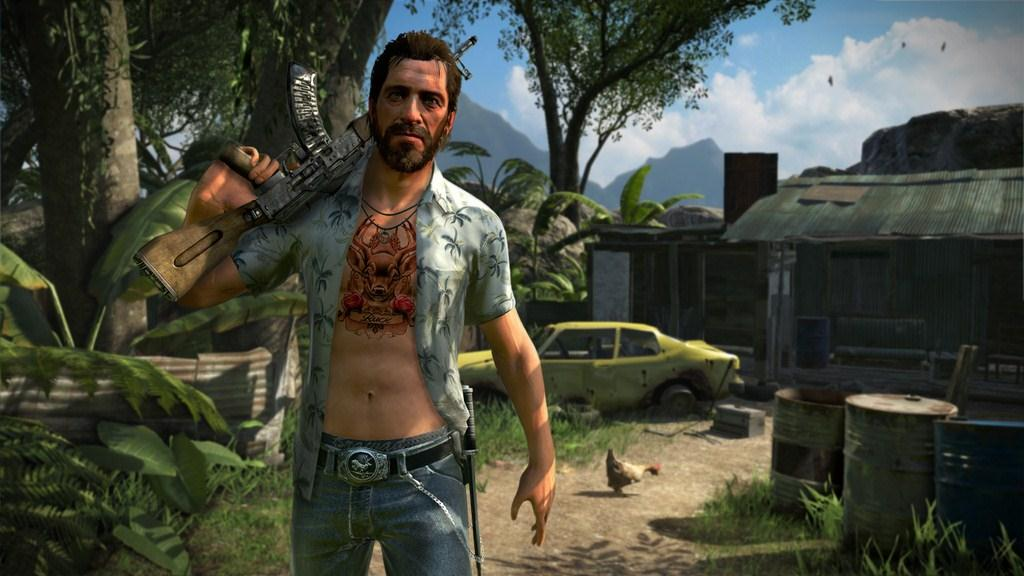 Far Cry 3 Review Gaming Nexus