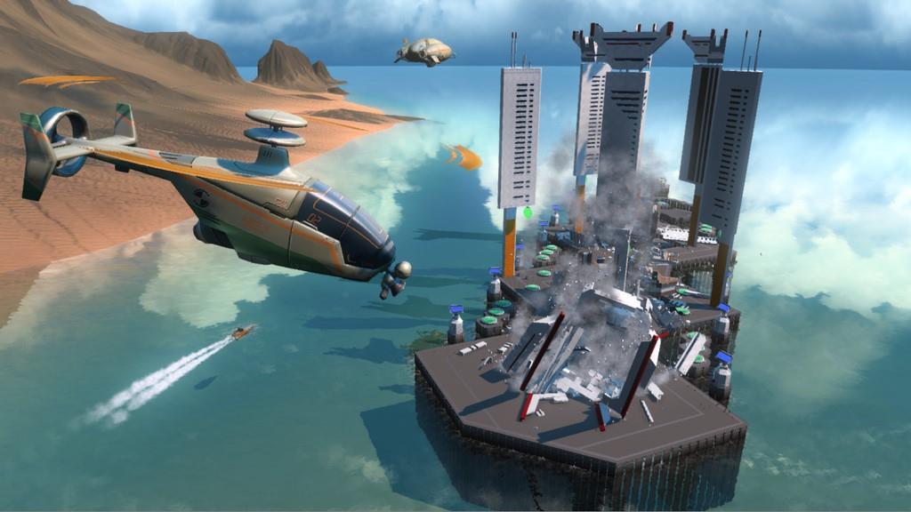 ScreamRide Review - Gaming Nexus