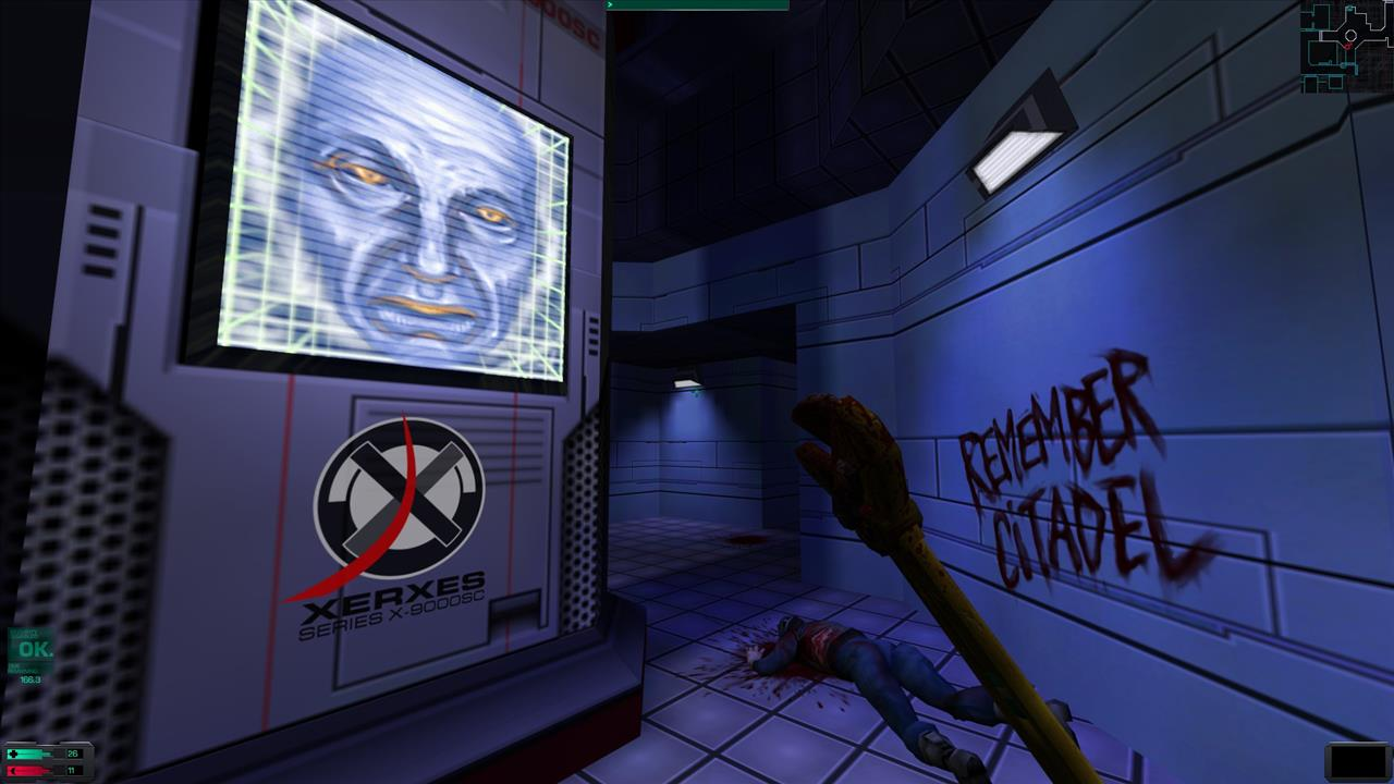 A Modern Gamer Experiences System Shock 2