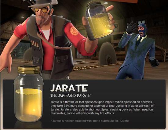 Meet The Jarate