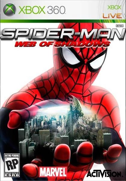 2 Spider Man Web of Shadows RF [ XBOX360 ]