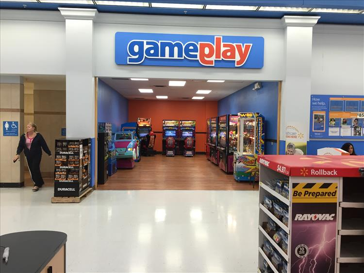Is that an arcade in my Walmart? - Gaming Nexus