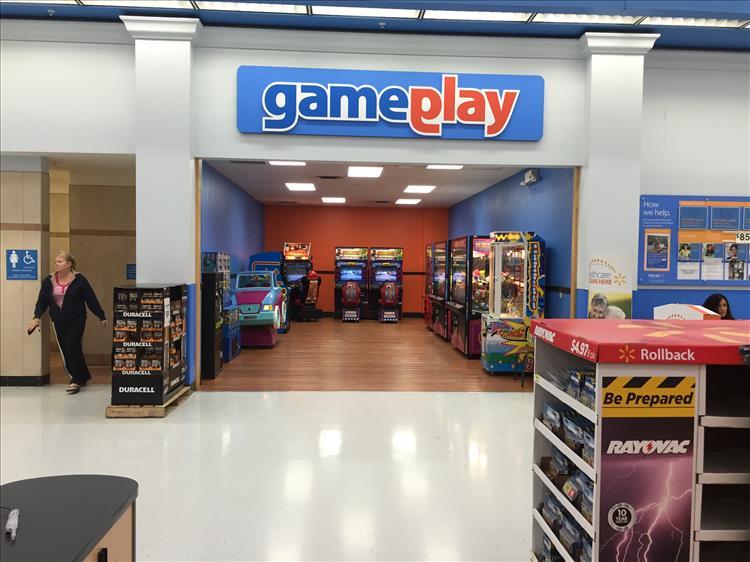 games at stores