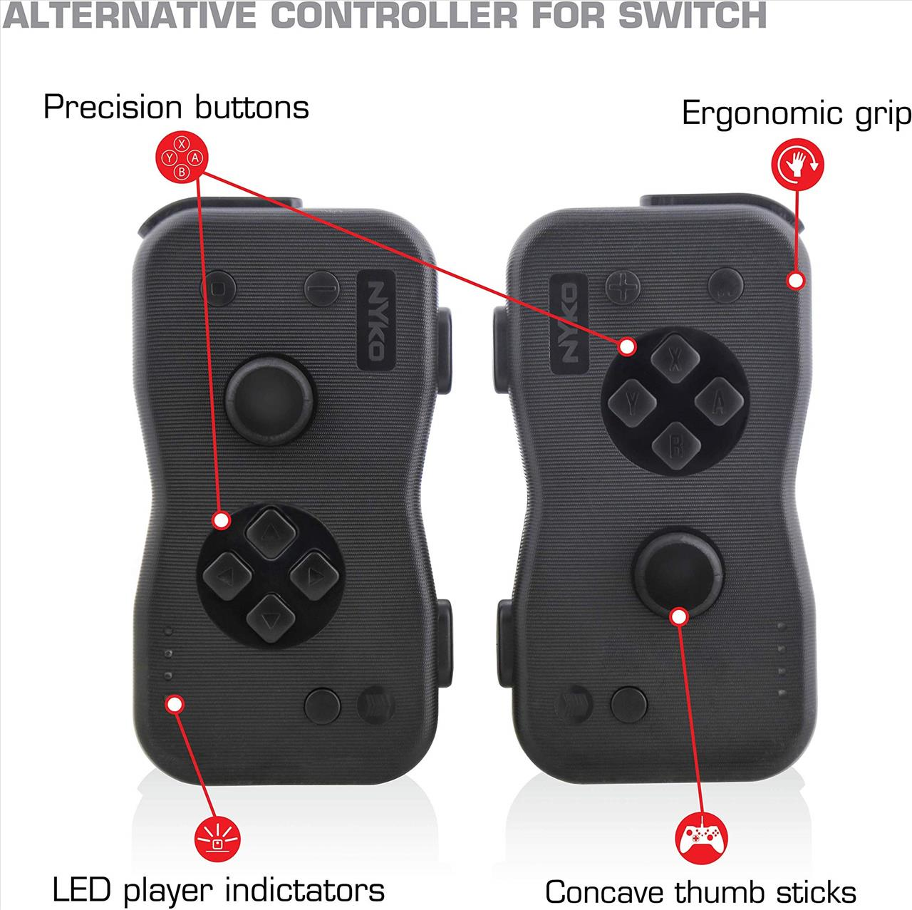 NYKO announces new Nintendo Switch accessories - Gaming Nexus