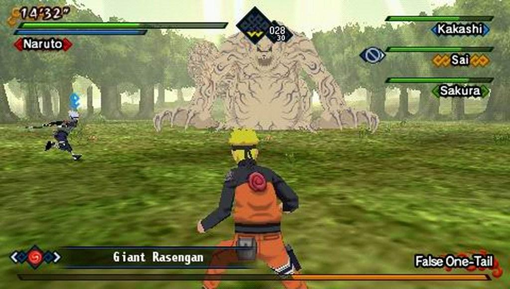 Download naruto multiplayer online game