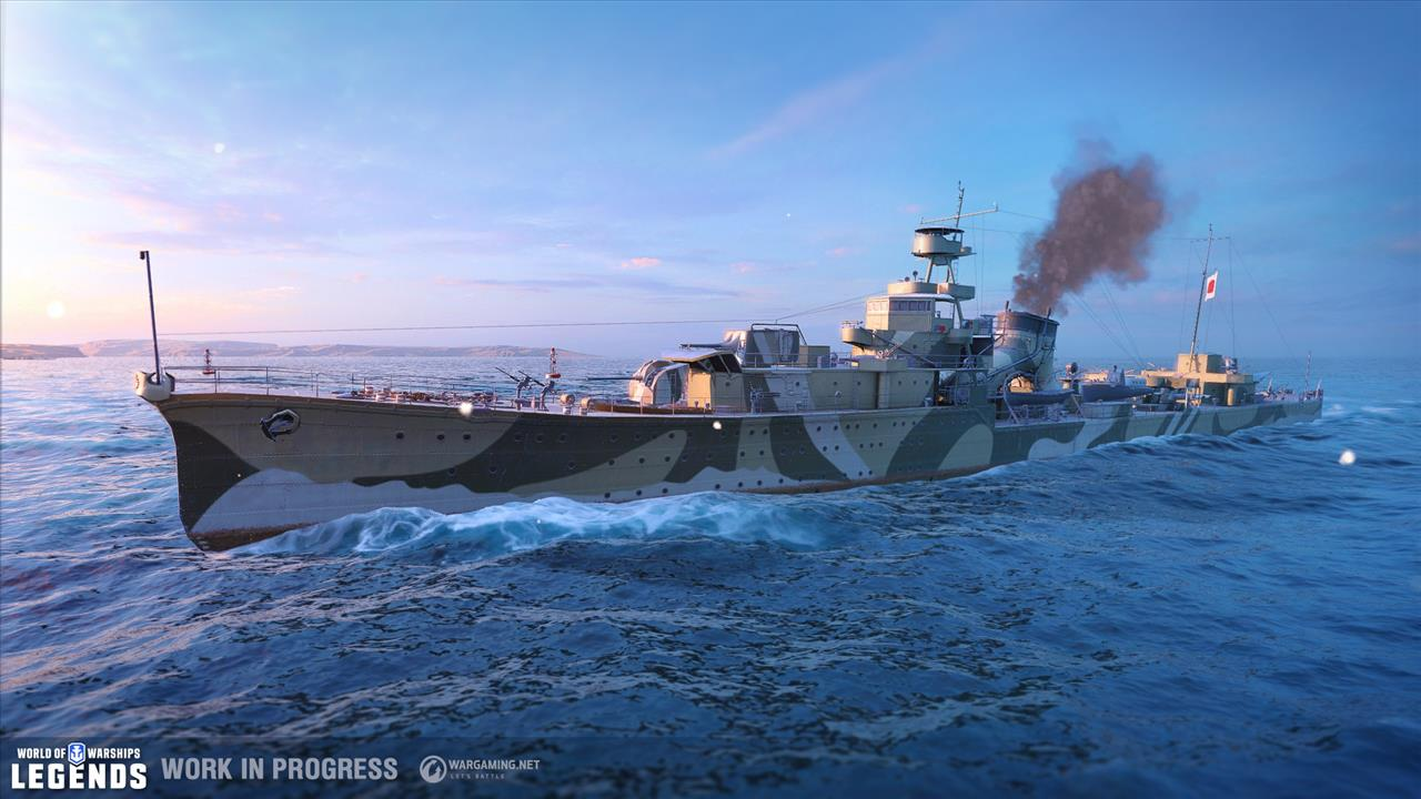World of Warships coming to consoles next year - Gaming Nexus