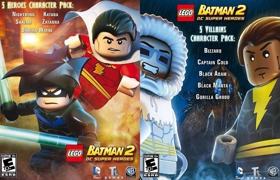 lego batman 2 black adam - photo #16