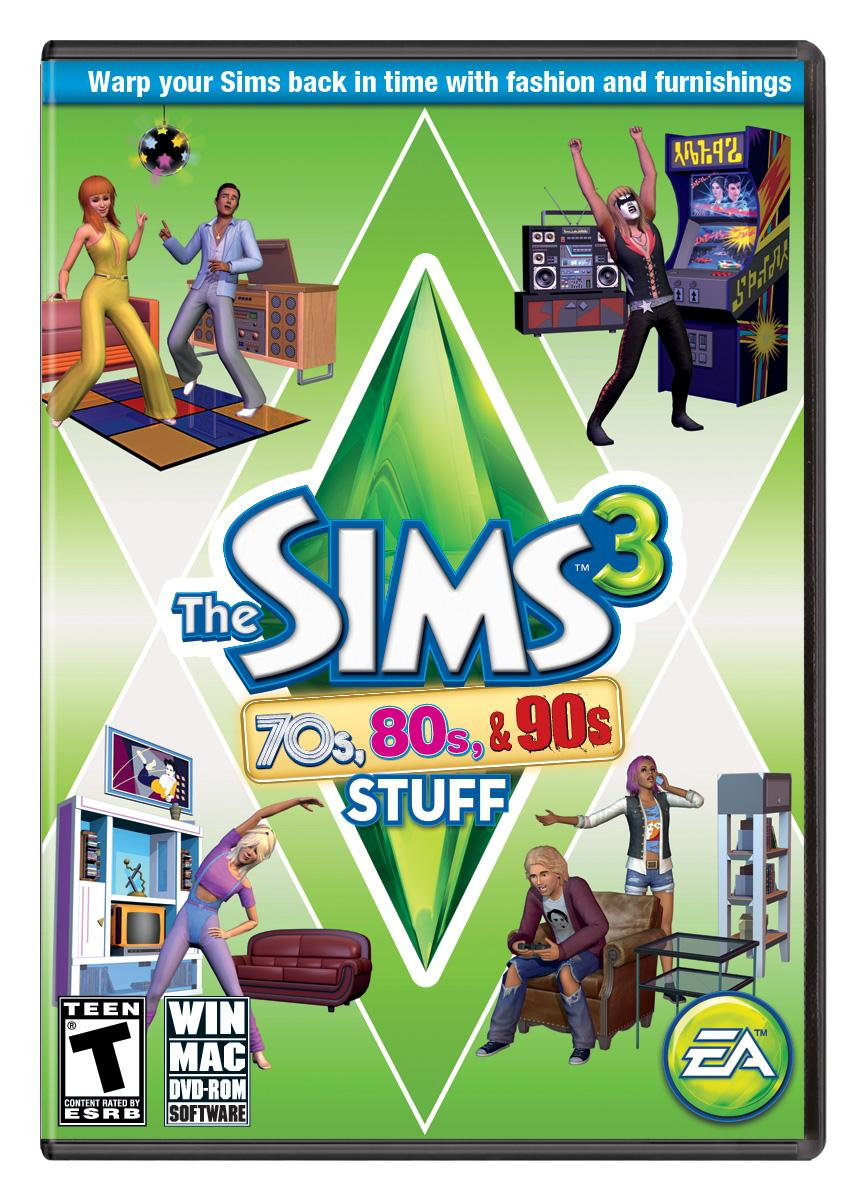 New Details And Media Released For The Sims 3 Seasons And