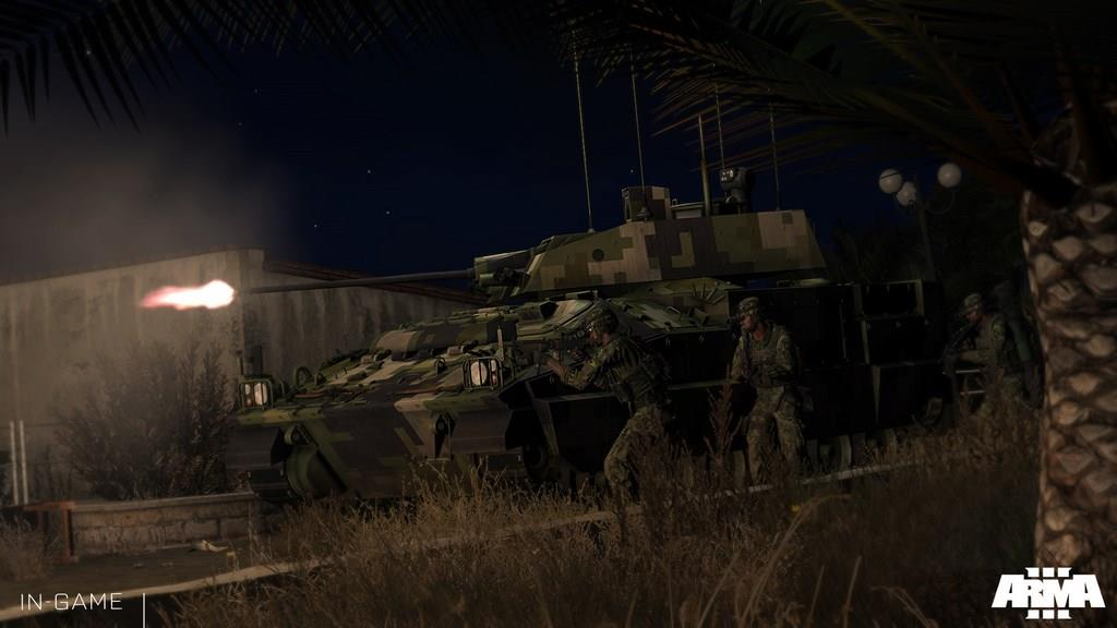 Second campaign episode for Arma 3 coming in January