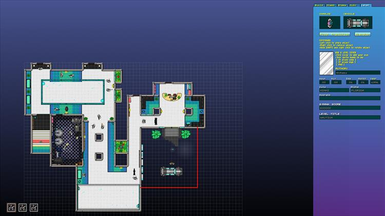 The Hotline Miami 2 level editor is now available on Steam - Gaming
