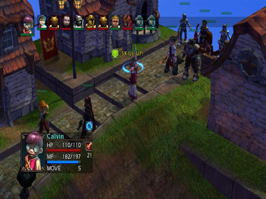 Vandal Hearts: Flames of Judgment wants to help your RPG life to be