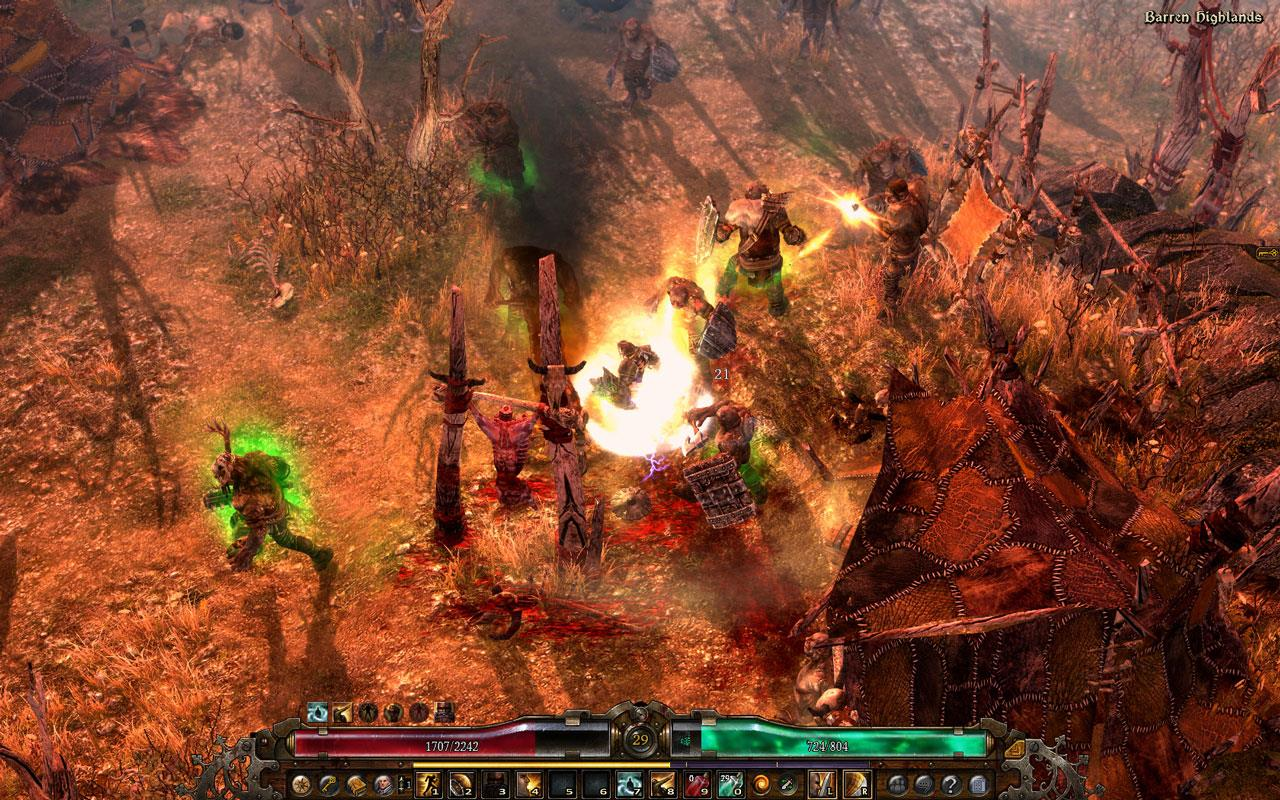 Grim Dawn expands with Act II through Steam Early Access