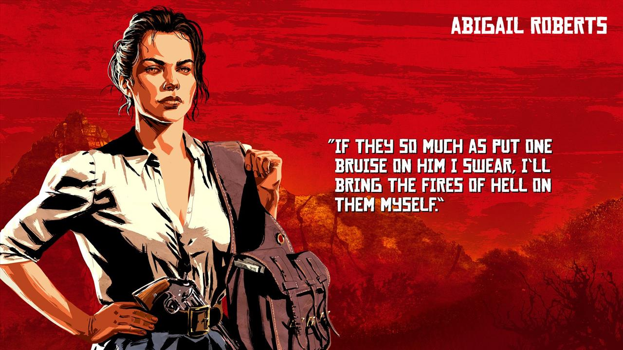 Rockstar Delivering Memorable Quotes From Red Dead