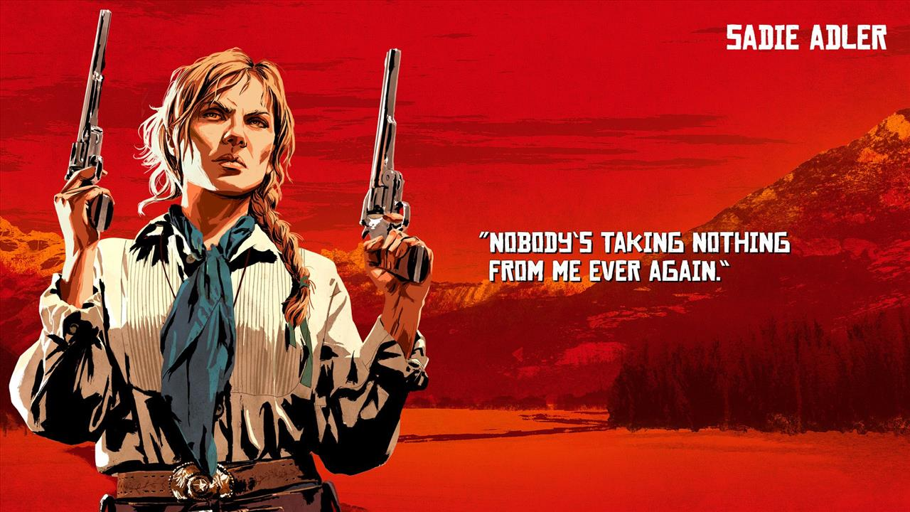 Rockstar delivering memorable quotes from Red Dead Redemption II